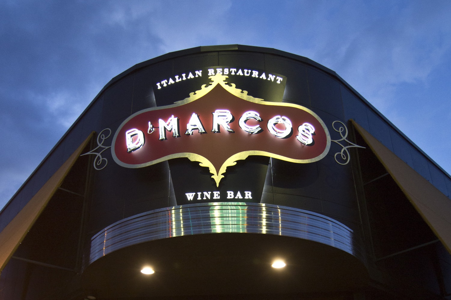 D'Marco Italian Restaurant and Wine Bar Exterior