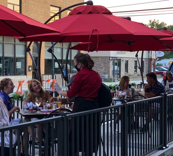 D'Marcos Outdoor Patio Dining